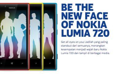 Nokia Lumia 720 StandOut Project