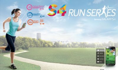 Samsung S4 Run Series