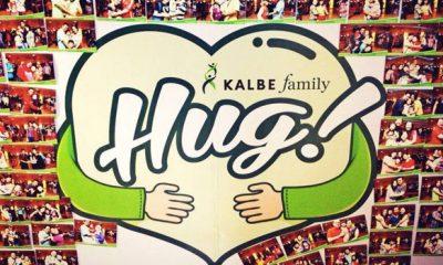 Kalbe Family Hug Campaign