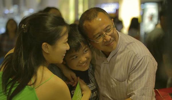 Kalbe Family Hug