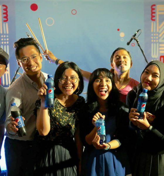 Foto Press Release #PEPSIJammingSeru-campaignindonesia